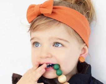 Baby Headband, Baby Girl Headband, Baby Turban Headband, Baby Girl Headwrap, Baby Headwrap, Baby Girl Bow, Toddler Headband, Baby Bow