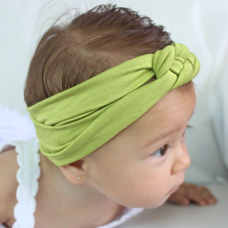 womens knot headband green headband knot headband baby celtic knot headband knot headband newborn knot headband turban headband women