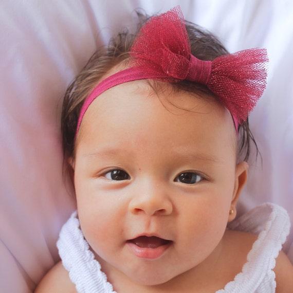 Baby Bow Headband Baby Headband Baby Headbands Bow  3feeeed4aa3