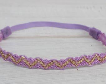 purple headband, baby girl headband, Infant headbands, Lilac Headband, Baby Headband, newborn headband, Infant Headband, fall Headband