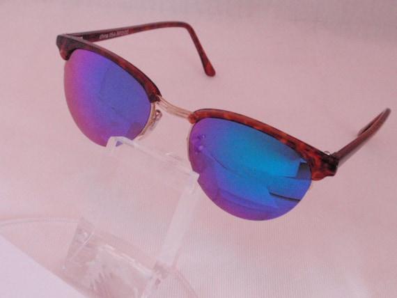 Vintage Sunglass Cat Eye Club Master StyleTortoise