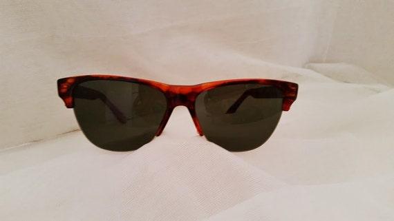 "Vintage CM ""Street Smart"" Style Sunglass (Tortoise) (SALE)"