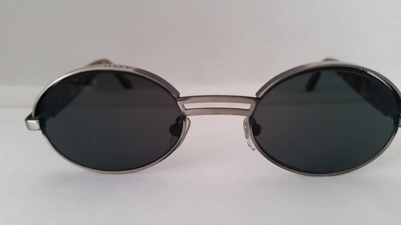 CuteSunglasses Bad SunniesGreen FunkyGunmetal Frame Oval Small LensesFunkyamp; Boy Color Cool And Vintage ikXulTwPOZ