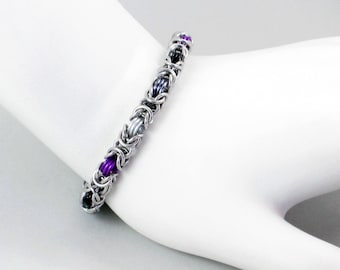 Asexuality bracelet