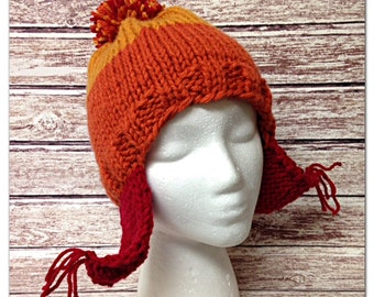 MADE TO ORDER, The Jayne Hat, in adult sizes, Knit, scifi, firefly