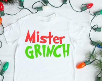 Grinch Baby Shirt Etsy