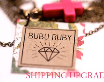 Shipping Upgrade - 2-3 day delivery - make it faster - international gift box -