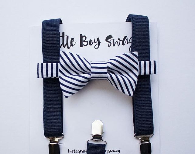 82b76e63361 Bow Tie And Suspenders For Boys And Adults