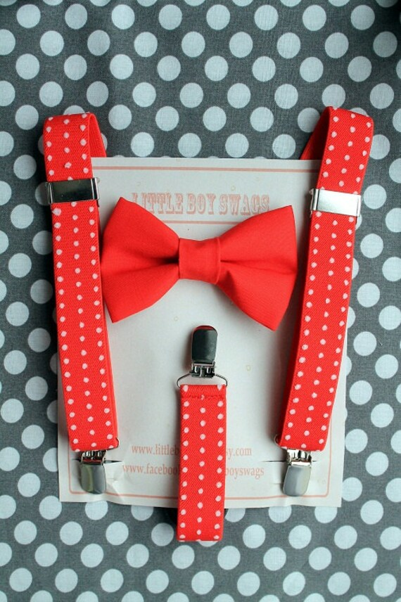 971d240d1 Boys Bowtie Boy Suspenders Outfit First Birthday Boy Boys