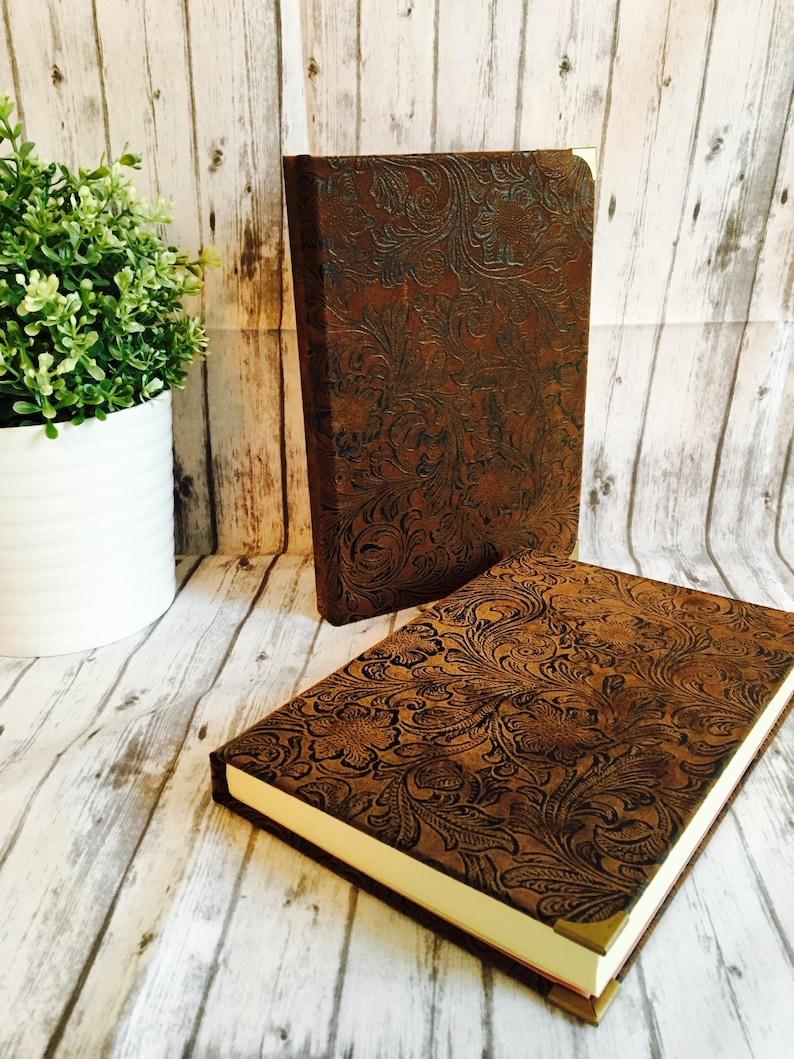 Hardcover Journal Blank Journal Writing Journal Unlined image 0