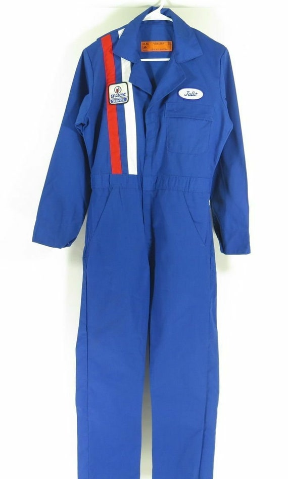 Test Vintage 60s Buick Overall Coverall Small or 3