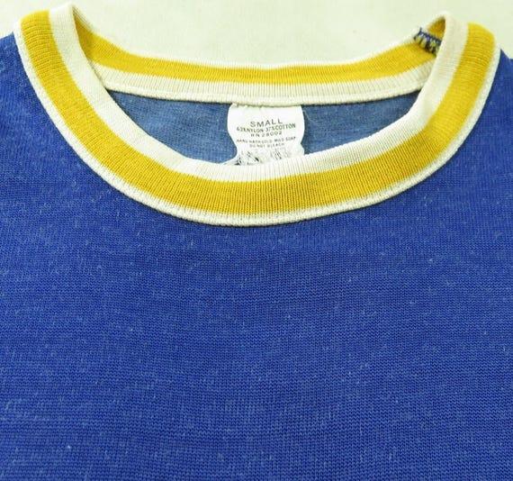 Shirt S Fraternity pi H65Y Tau QT Vintage Durene 10 ZTA Sorority 0 50s T Alpha Zeta OYzqXwRq