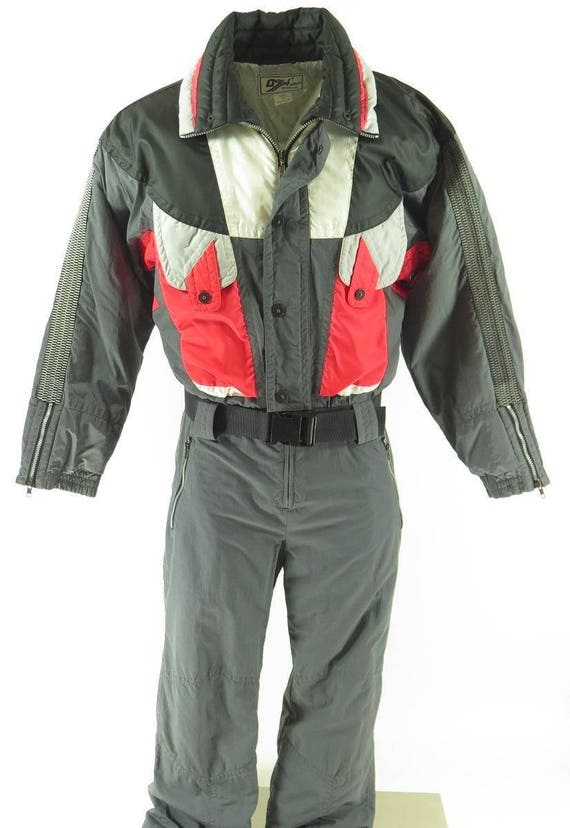 Perfect Mens Retro Style Suit 3 Ossi 3 Party Skiwear Long for H32G M Vintage Ski 90s Ski XFqqpz