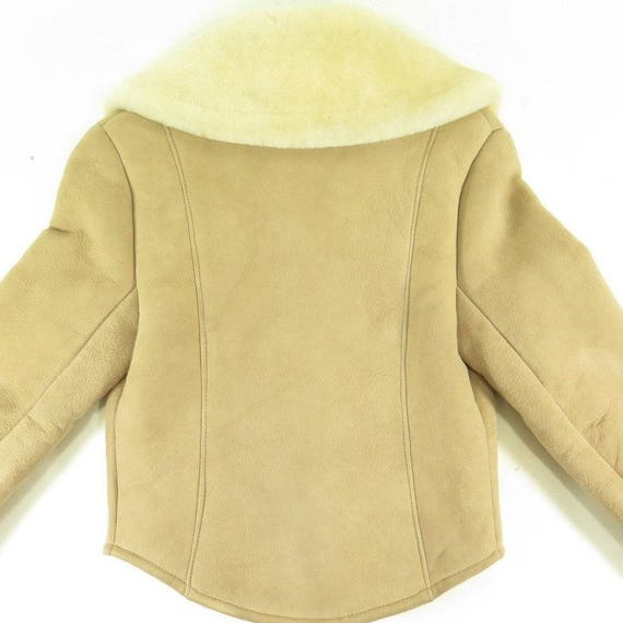 Napa H14P Sheepskin Matterhorn Womens Jacket Shearling 11 Puffy 8 California 2 Vintage AHw1q