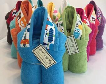 ONE Hooded Bath Towel