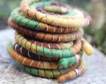 Jungle Love - custom length Spiralock