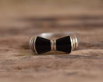 Tuxedo Ring Size 8 1/4