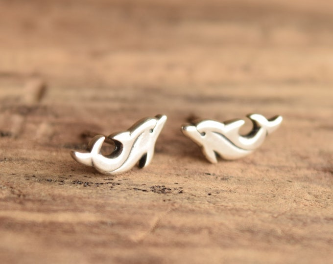 James Avery Dolphin Earrings - Retired Design
