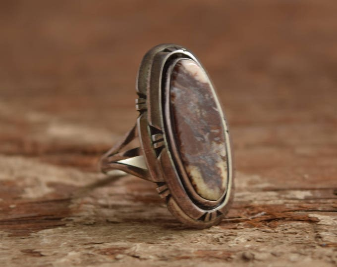 Wild Horse Ring - Size 7