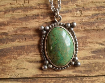 Eilat Stone Pendant Necklace