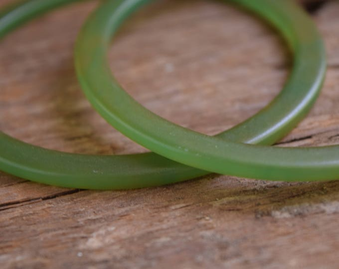 Thin Green Bakelite Spacers
