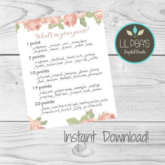 floral bridal shower games bridal party games printable bridal shower games wedding games games for bridal