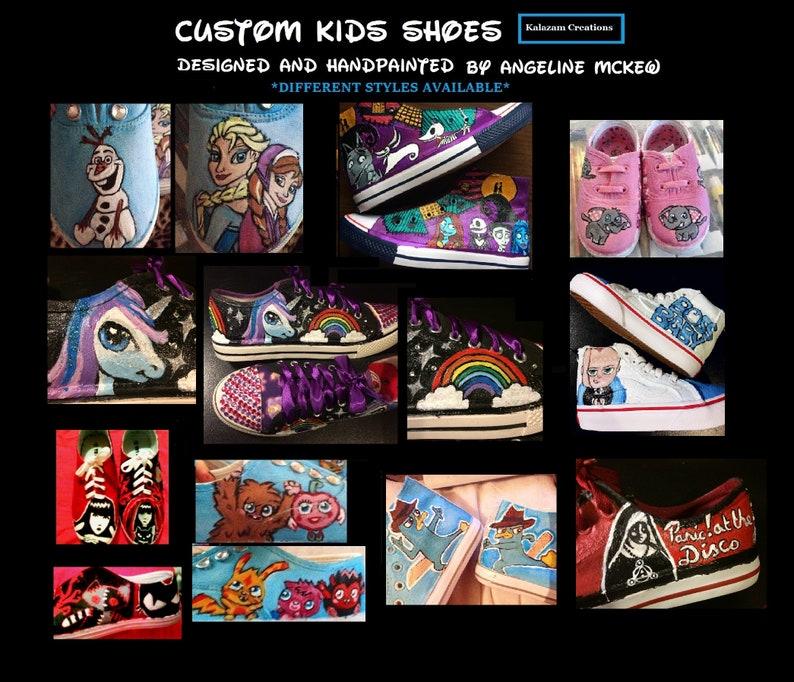 379762d53f03 Custom kids shoes