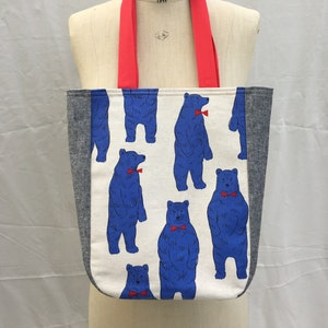 Travel Bag Travel Tote Linen Tote Lunch Bag Book Bag Tote Dance Bag Small Tote Grocery Bag Small Bag Gym Bag Bag