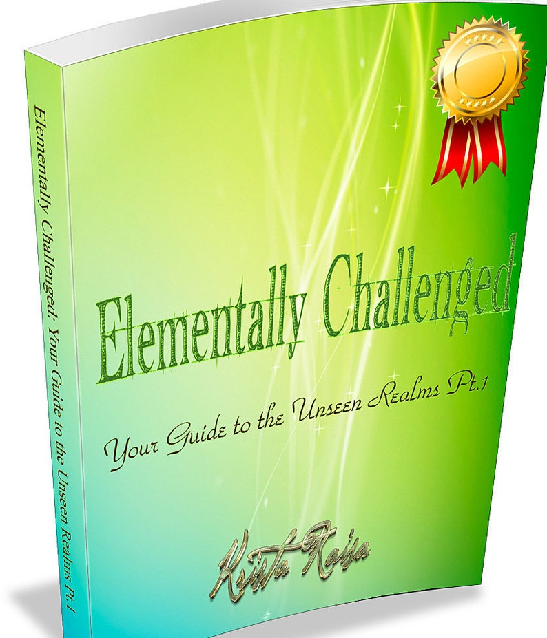 Instant Download Elementally Challenged: A Researched Guide to image 0