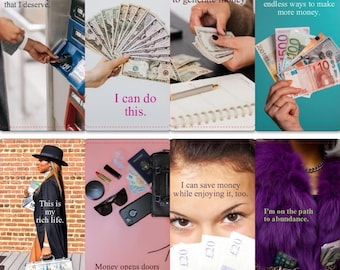 Money Affirmations Oracle - 78 Cards
