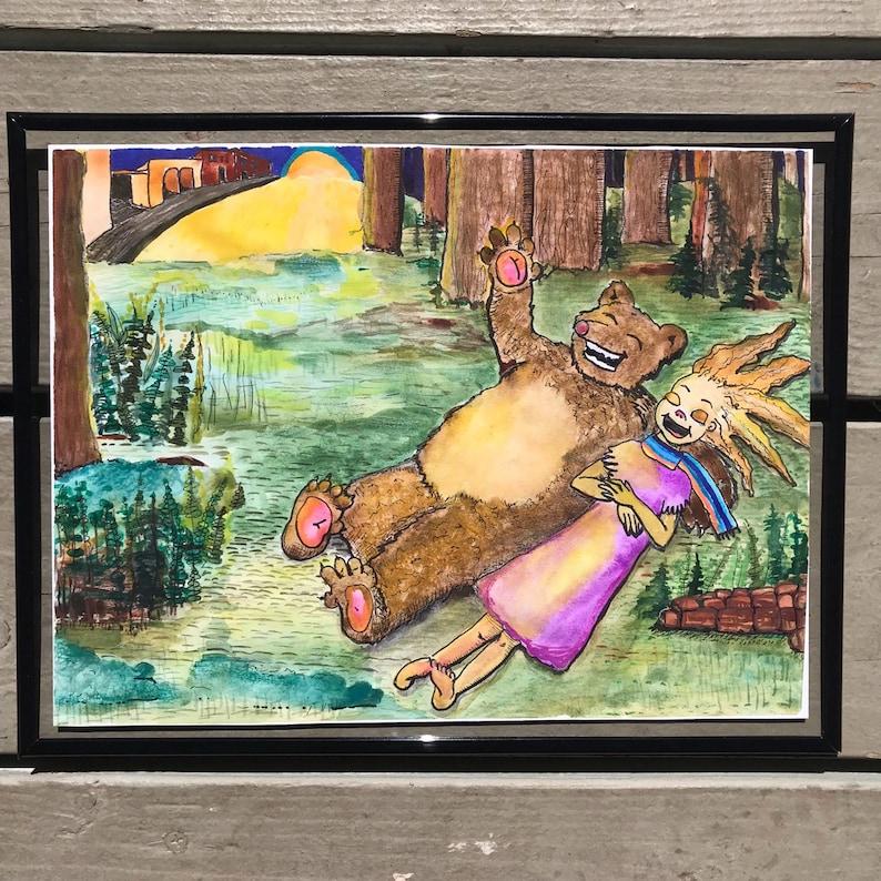 Amazing Bear Dream original image 0