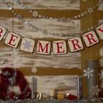 MERRY CHRISTMAS banner  Christmas Banner - Christmas Photo Prop Christmas decoration