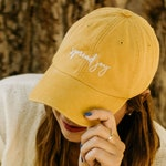 Spread Joy Embroidered Baseball Cap | Christian Gift