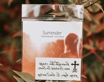 graphic about Surrender Novena Printable identify The surrender Etsy