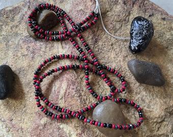Mojo's Beads Love Essence v1 Love Bead Necklace