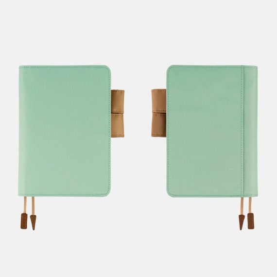 Hobonichi Techo 2020 Cover Only Colors Mint Cappucino A6 size for Planner