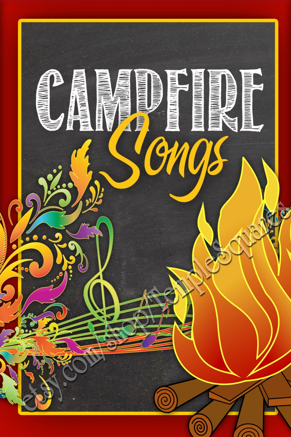 photograph about Girl Scout Daisy Song Printable identify PRINTABLES Females Campfire Music Ebook. Non Denomination