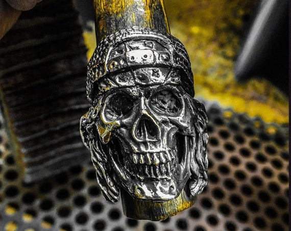 Trucker Skull Ring Rock Star Skull Ring Skull Rock Star Ring Boxer Ring Skater skull Ring Biker Skull Ring Hair Skull Ring Barber Skull Ring