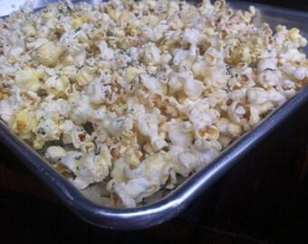 Gourmet Popcorn Uptown Girl Rosemary Parmesan Garlic New Orleans Gift Savory Snack