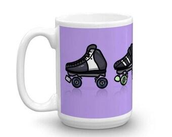 Skates on Everything Mug