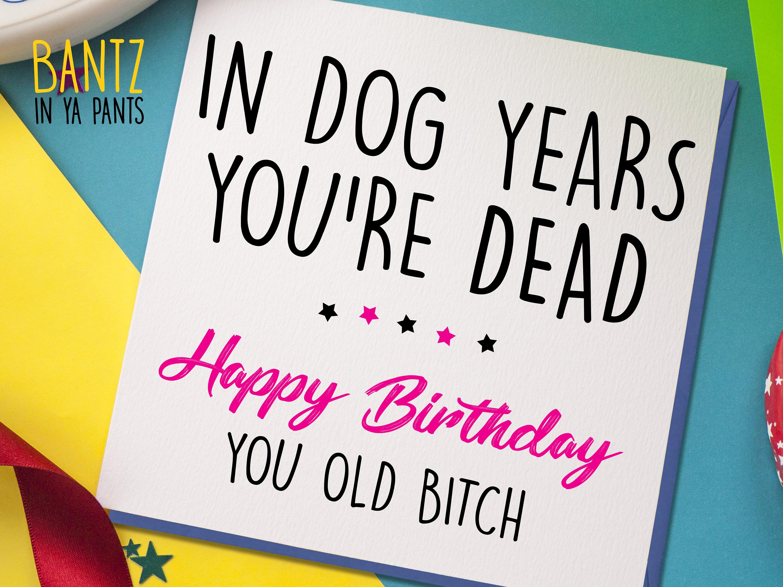 Happy Birthday blank card Stand up if ya love the darts 140mm x 140mm handmade