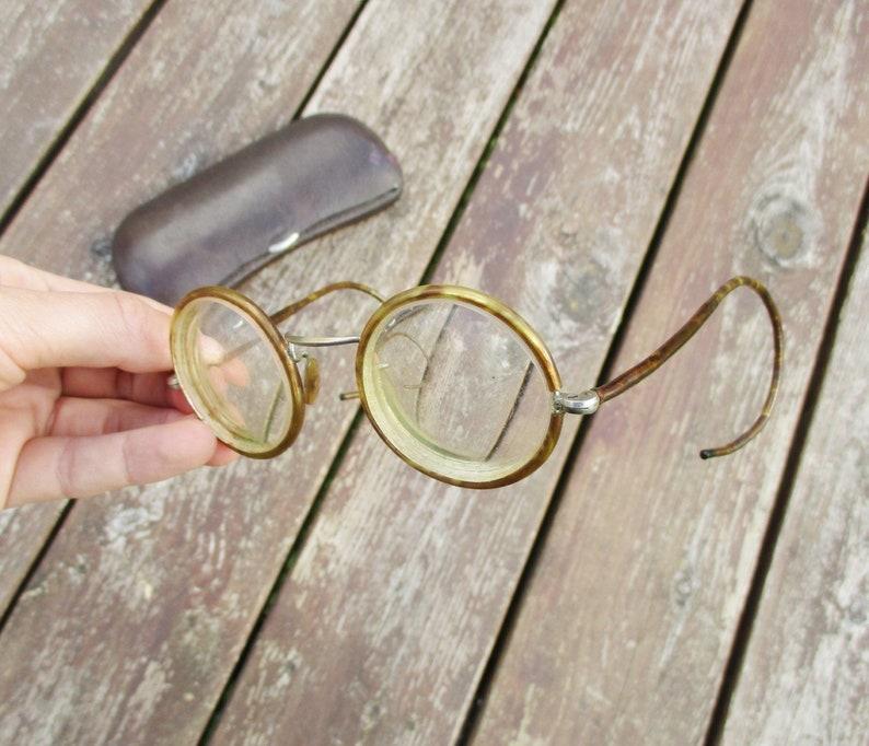 420e6d2d3d09 Antique Spectacles Children Eyeglasses Harry Potter Glasses