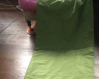 """Faux Silk Taffeta Curtains 24"""" x 108"""""""