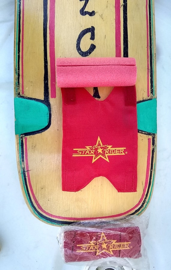 Skateboard parts Truck Guard Copers by Star Rider USA 1980s era type decks vintage new old stock nos