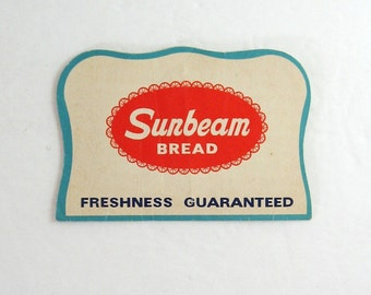 3 Vintage Sewing Needle Books - Sunbeam Bread Advertising Art - Sewing Room Decor - Kitchen Wall Decor - Craft Supplies - Paper Ephemera
