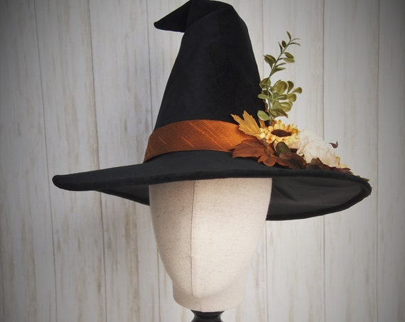"""Witch Hat """"Happy as a Gourd"""""""