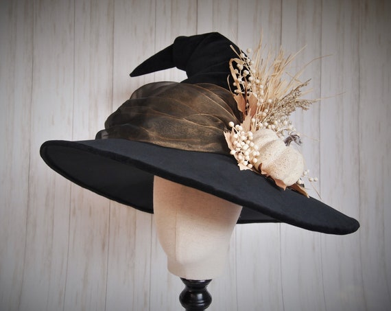 """Witch Hat """"Ghostly Harvest"""""""