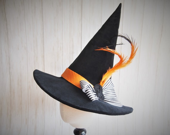 """Witch Hat """"Spooky Cute"""""""