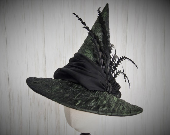 """Witch Hat """"Wicked Cute"""""""