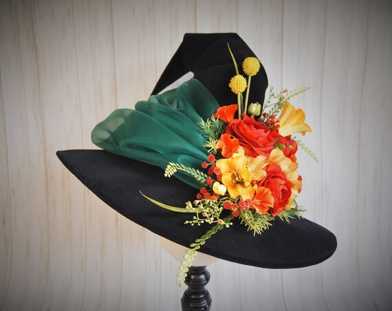 """Witch Hat """"Summer Spell"""""""
